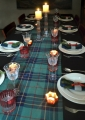 Christmas table runner green blue mini.jpg